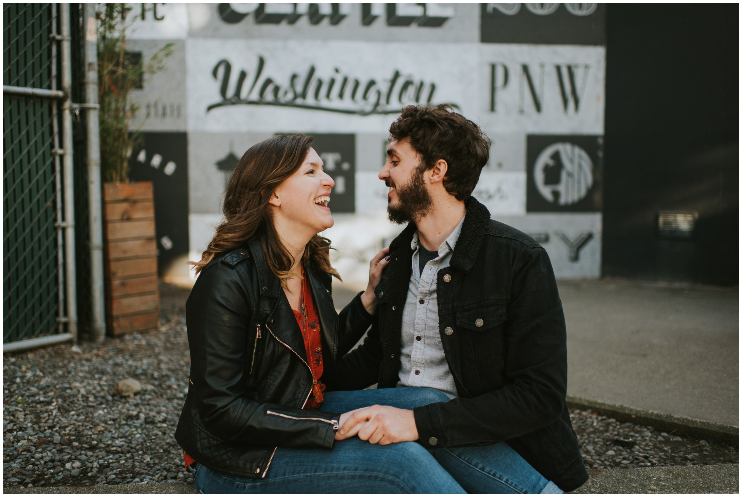 Engagement photos in the PNW  | Seattle Engagement Photographer www.riversandroadsphotography.com