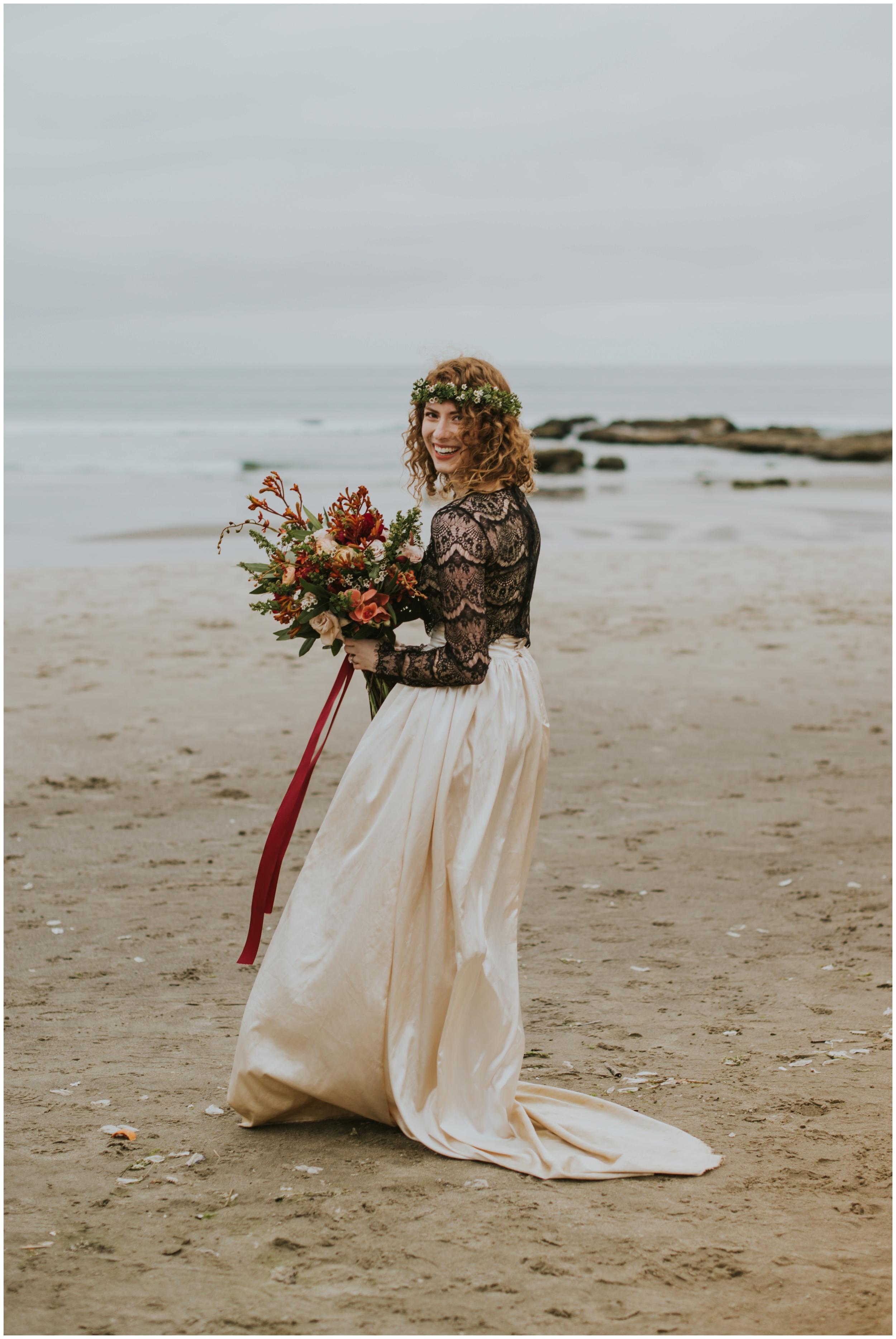 bride cape kiwanda