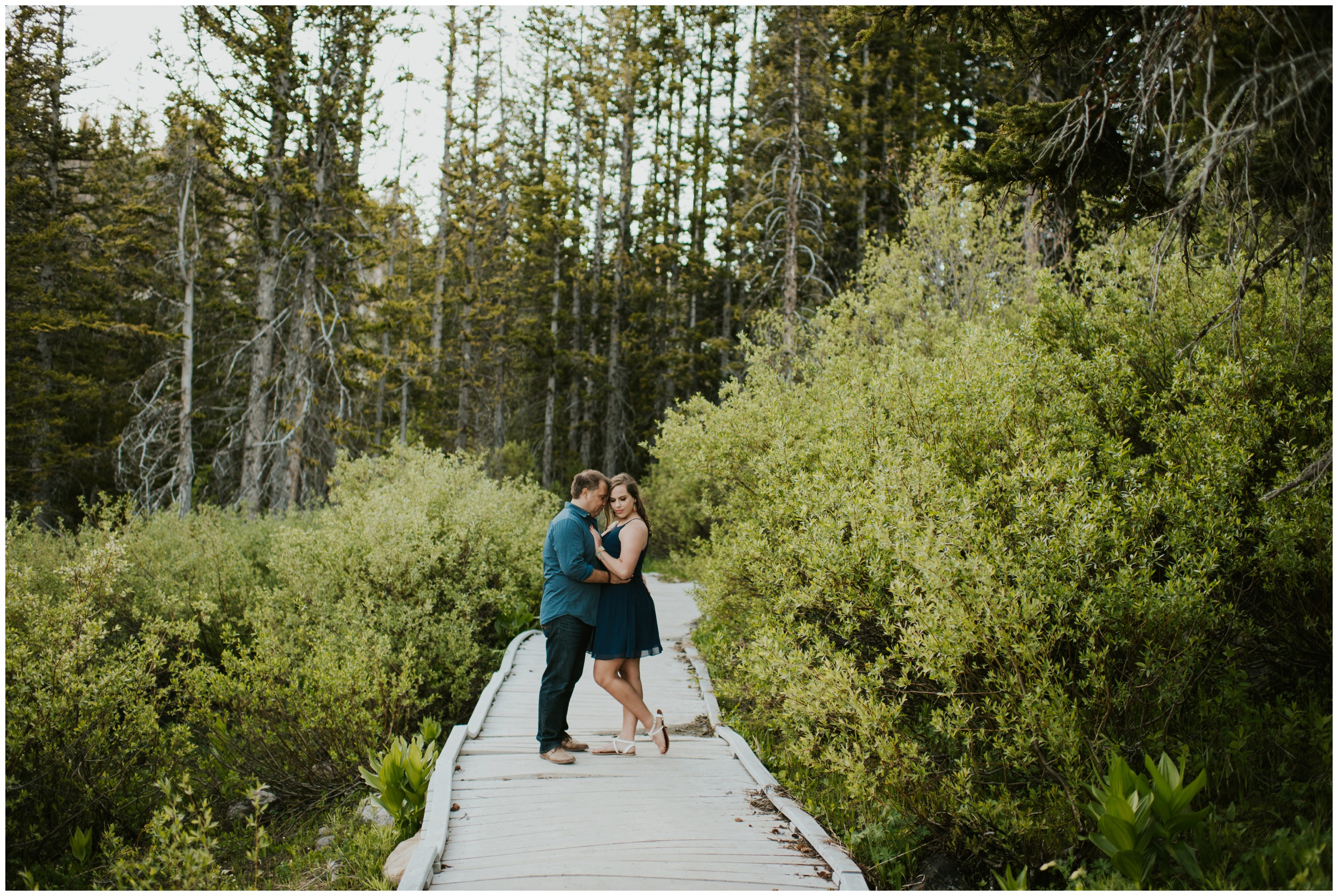 Tony Grove Engagement Photos. Logan Utah Engagement Photographer