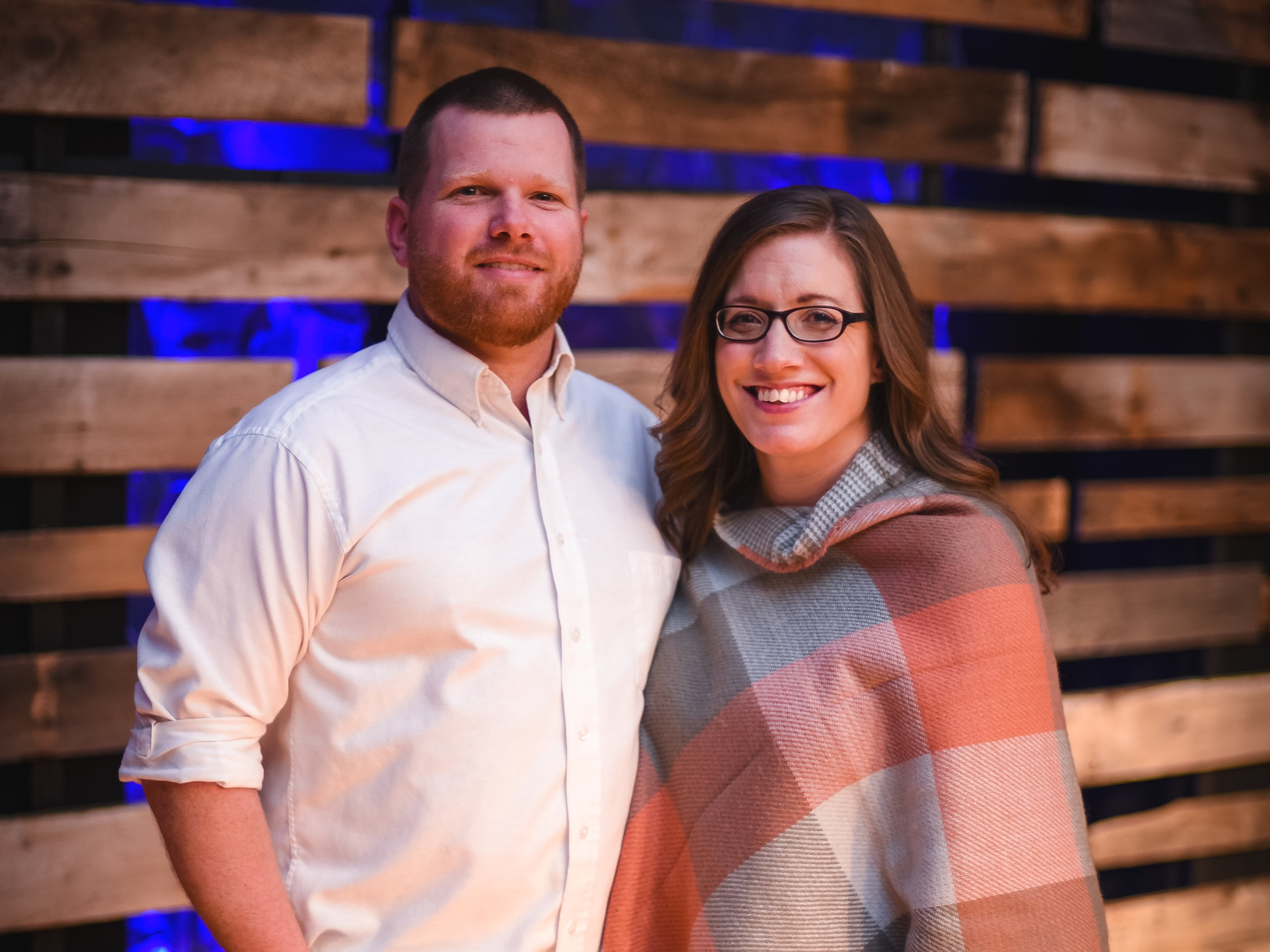 Adam and Jada Henson    Adam serves as associate pastor and as an elder. He and Jada oversee our children's ministries.