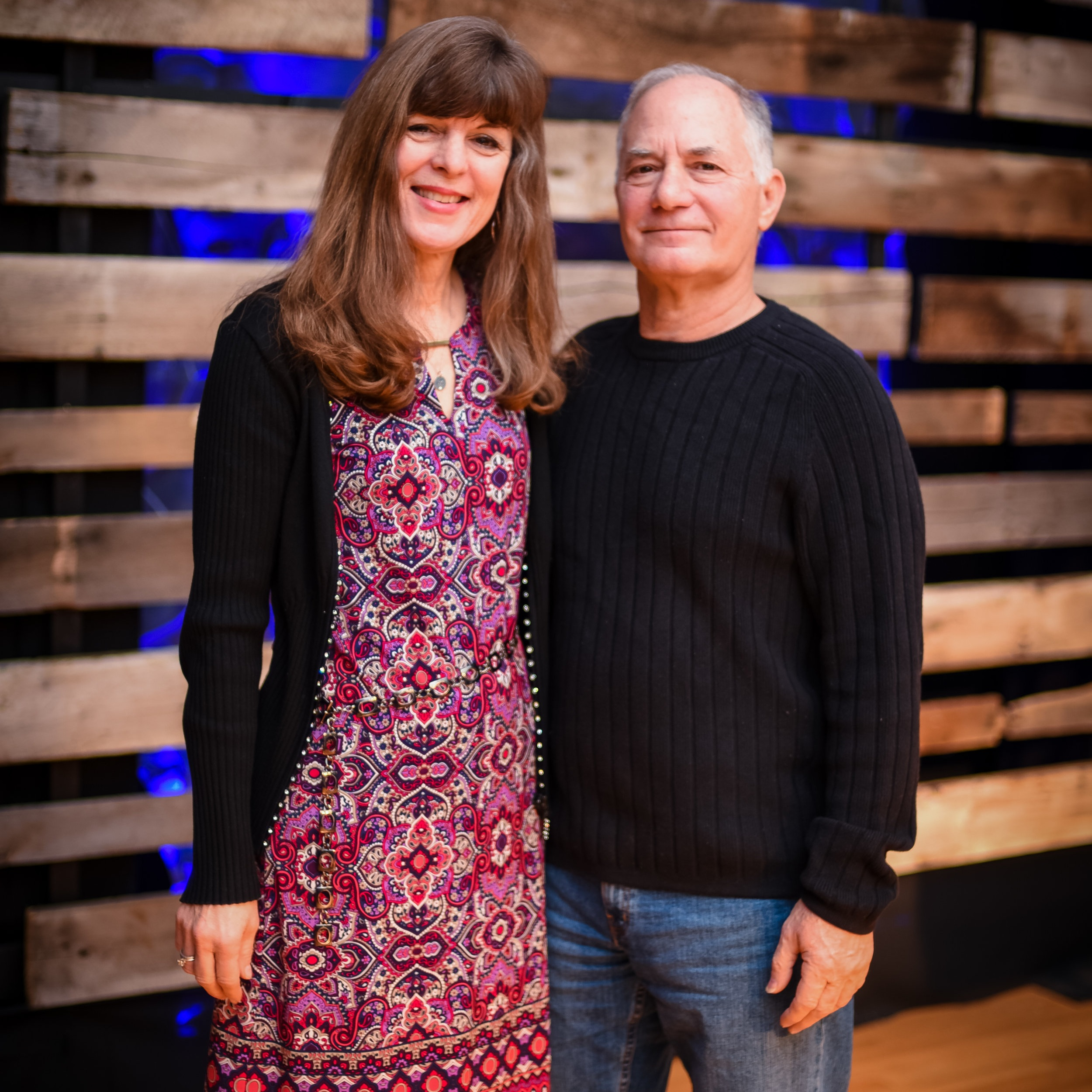 Charles and Barbara Baiera    Charles and Barbara oversee our altar ministry team. Barbara serves in our children's ministry