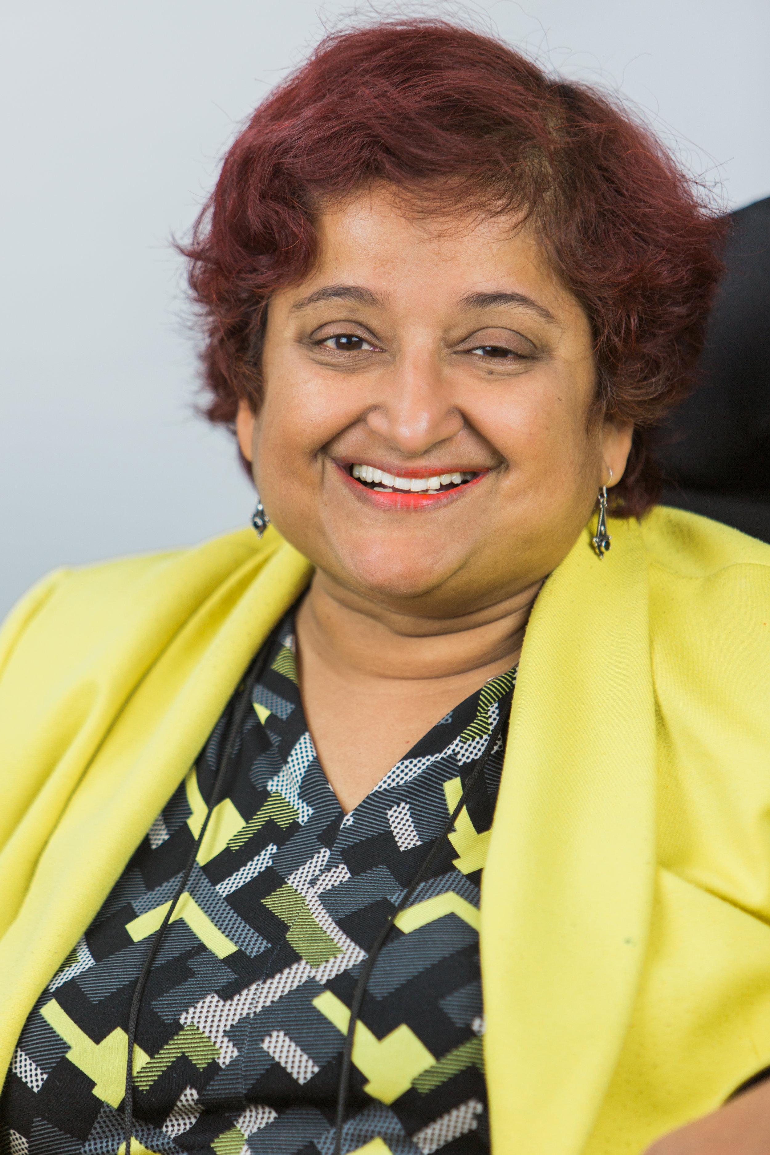Shanti Nair - IL Advocate