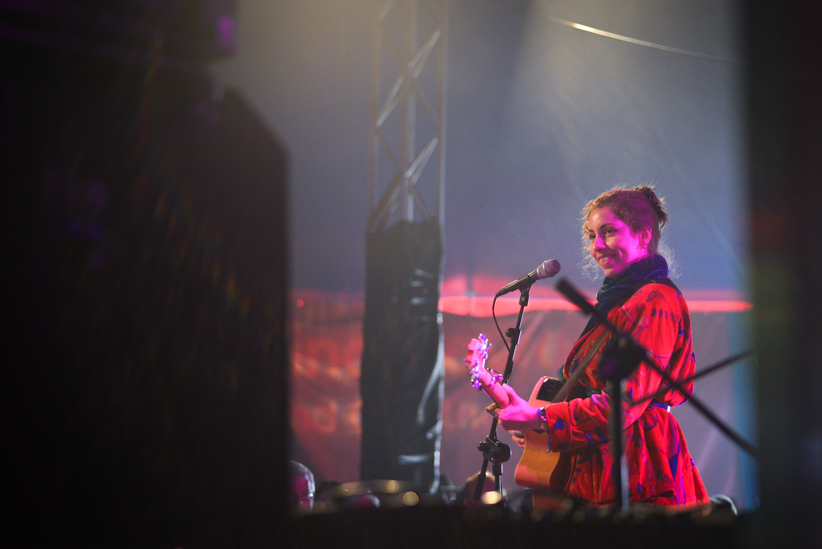 Miss Irenie Rose @ HebCeltFest