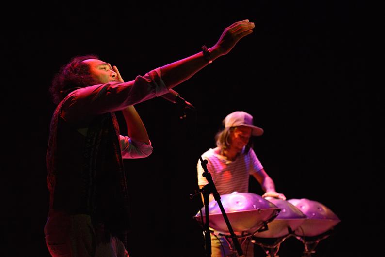 Hang Massive with Shiv Nirmukta @ The Queen's Hall, Edinburgh