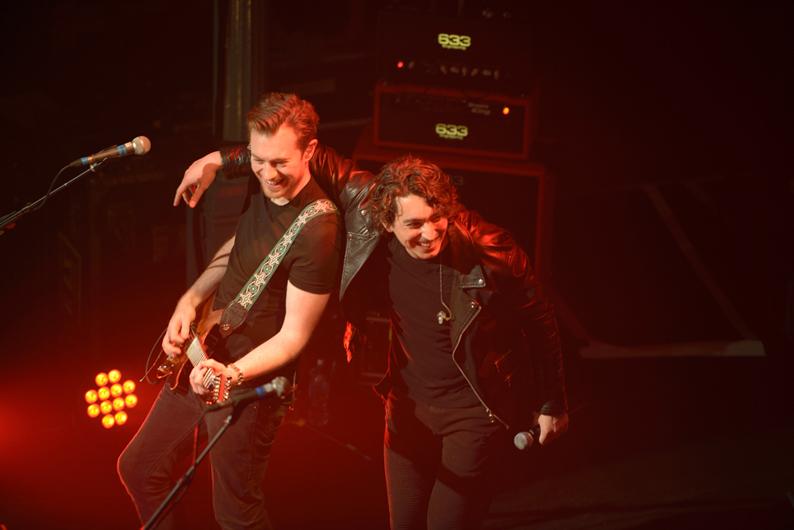 The Classic Rock Show @ The Queen's Hall Edinburgh