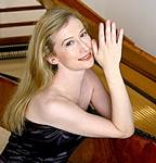 Audrey Axinn, fortepiano
