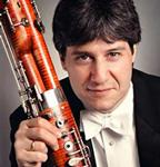 Marc Goldberg, bassoon