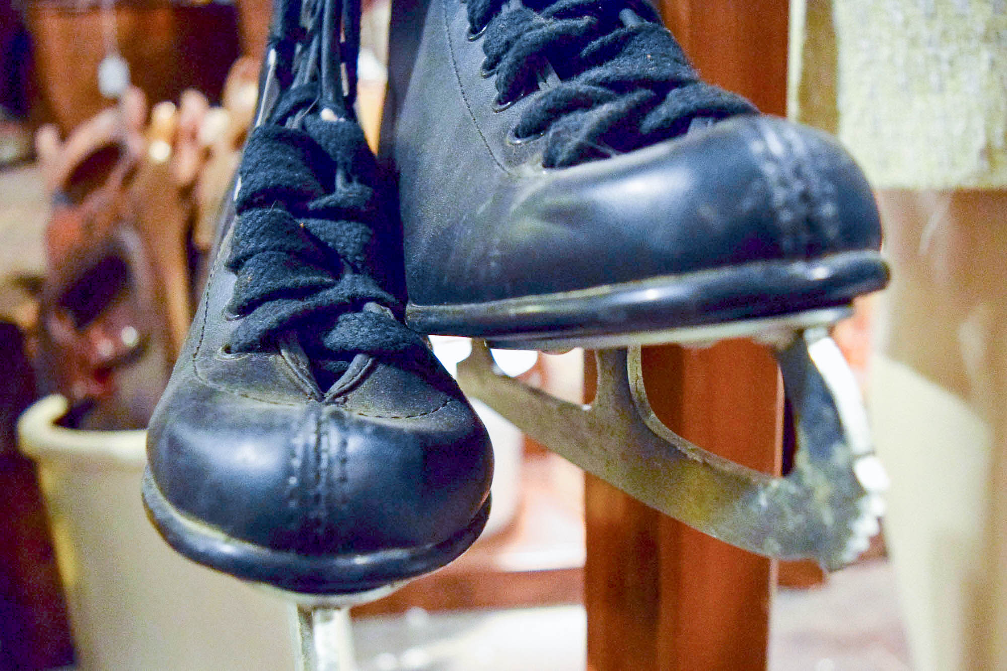 Vintage Ice Skates | Refindings York, PA | Architectural Salvage & Antiques