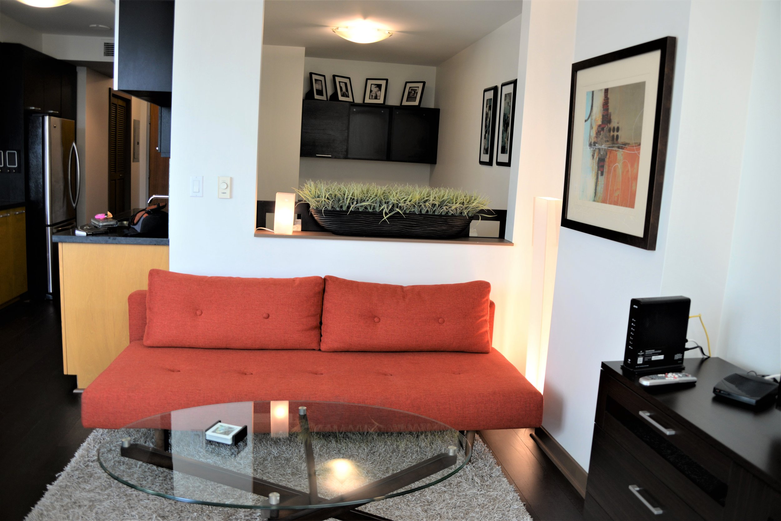 PROPERTY 210   Modern junior one bedroom near Caltrain