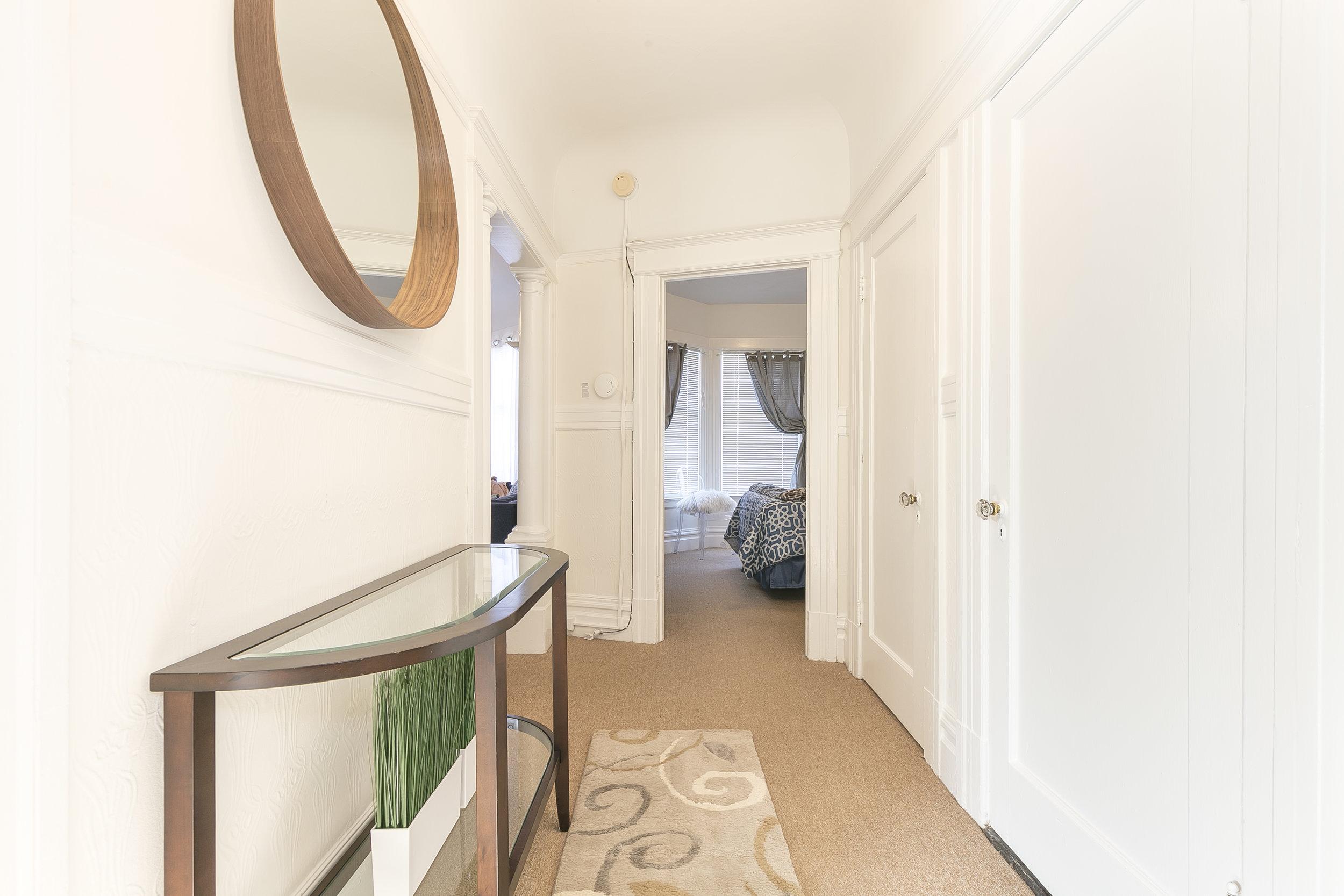 PROPERTY 228   Victorian apartment in vibrant neighborhood
