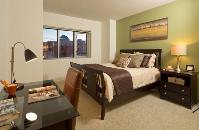 Property 252   The Metropolitan Luxury Building 1 Bedroom in Rincon Hill