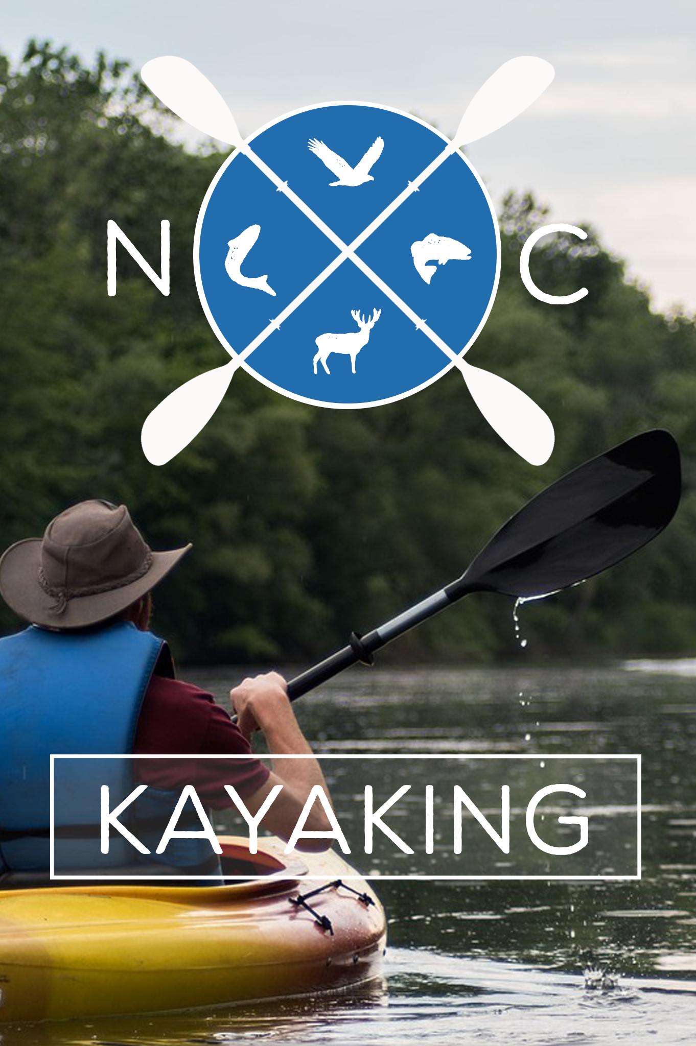 Kayak/Canoe Orienteering