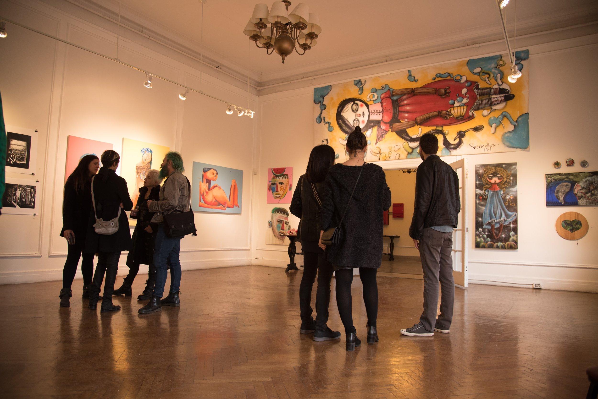 Memoir of an Art Gallery