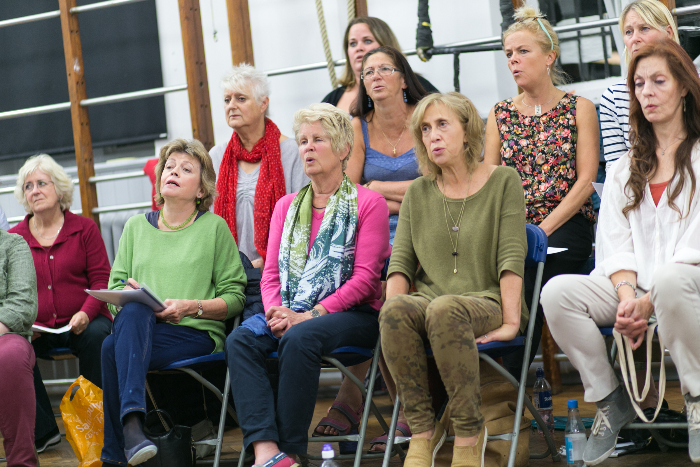 Barnes Community Choir is a lively and welcoming choir for singers of all ages, backgrounds and abilities.