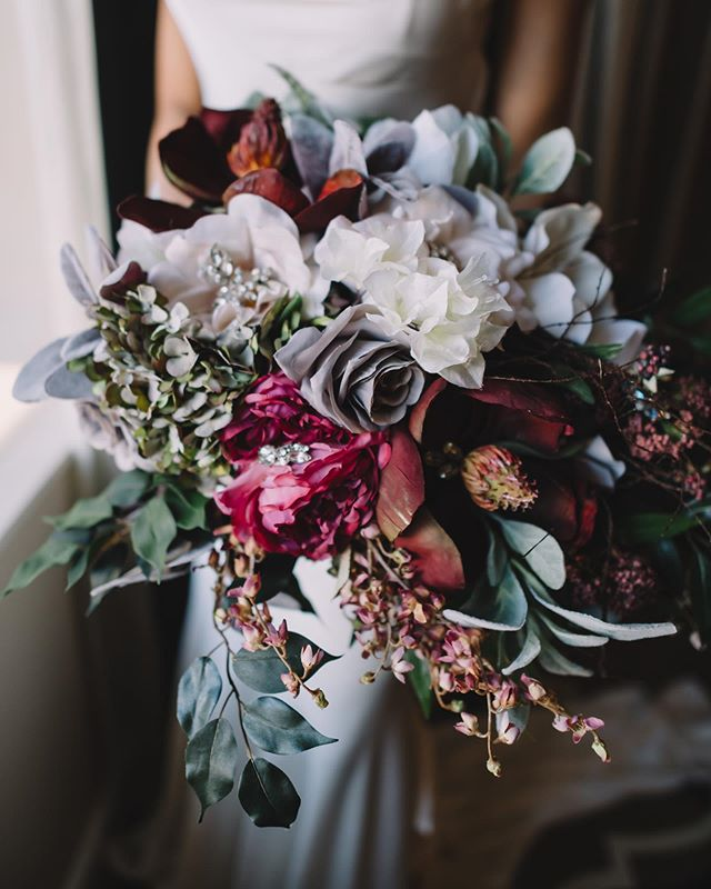 One of the most gorgeous bouquets I've had the pleasure of photographing 😍