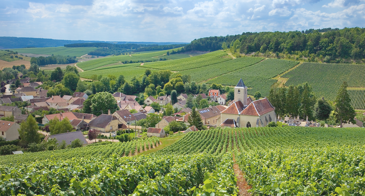 Image; Visit French Wine