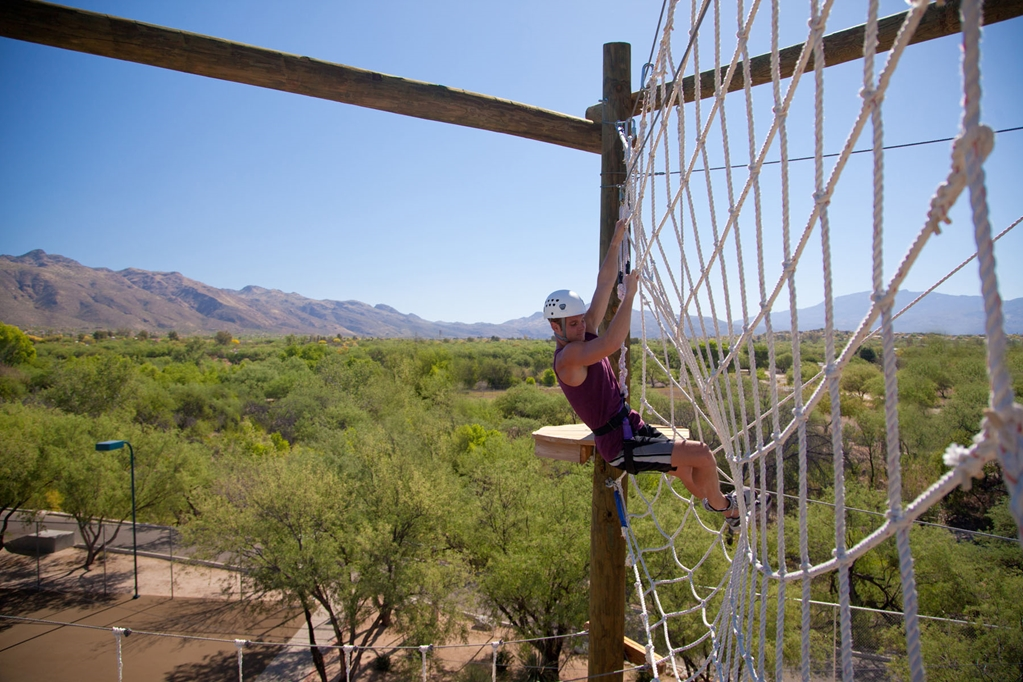 Canyon Ranch High Ropes Challenge Course Adventure.jpg