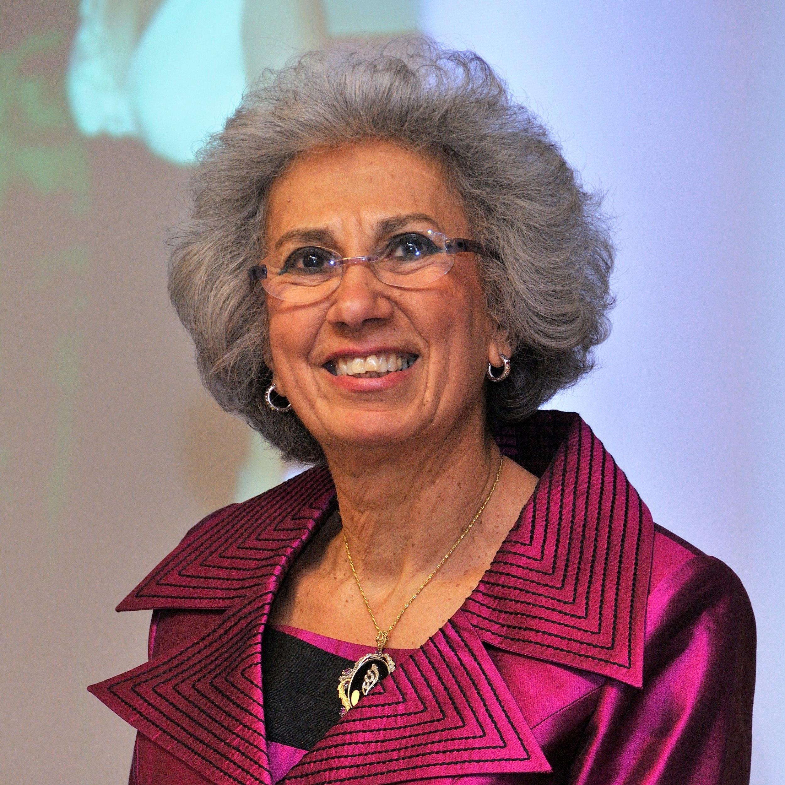 Afaf Meleis - Dean of Nursing Emeritus,University of Pennsylvania