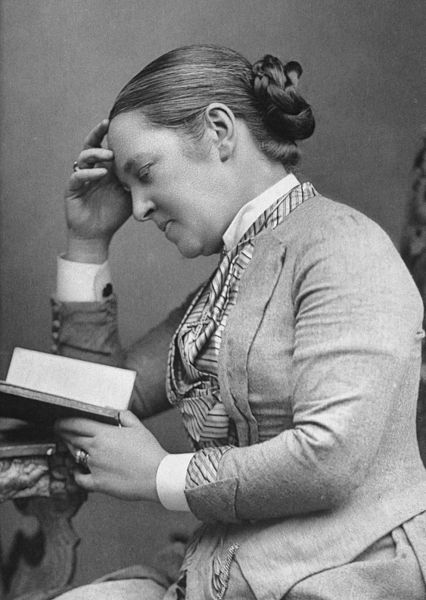 Nearly seventy years after the creation of the NHS, women are finally occupying more leadership roles - but this was not always the case. - Elizabeth Garrett Anderson, Credit: Wikimedia