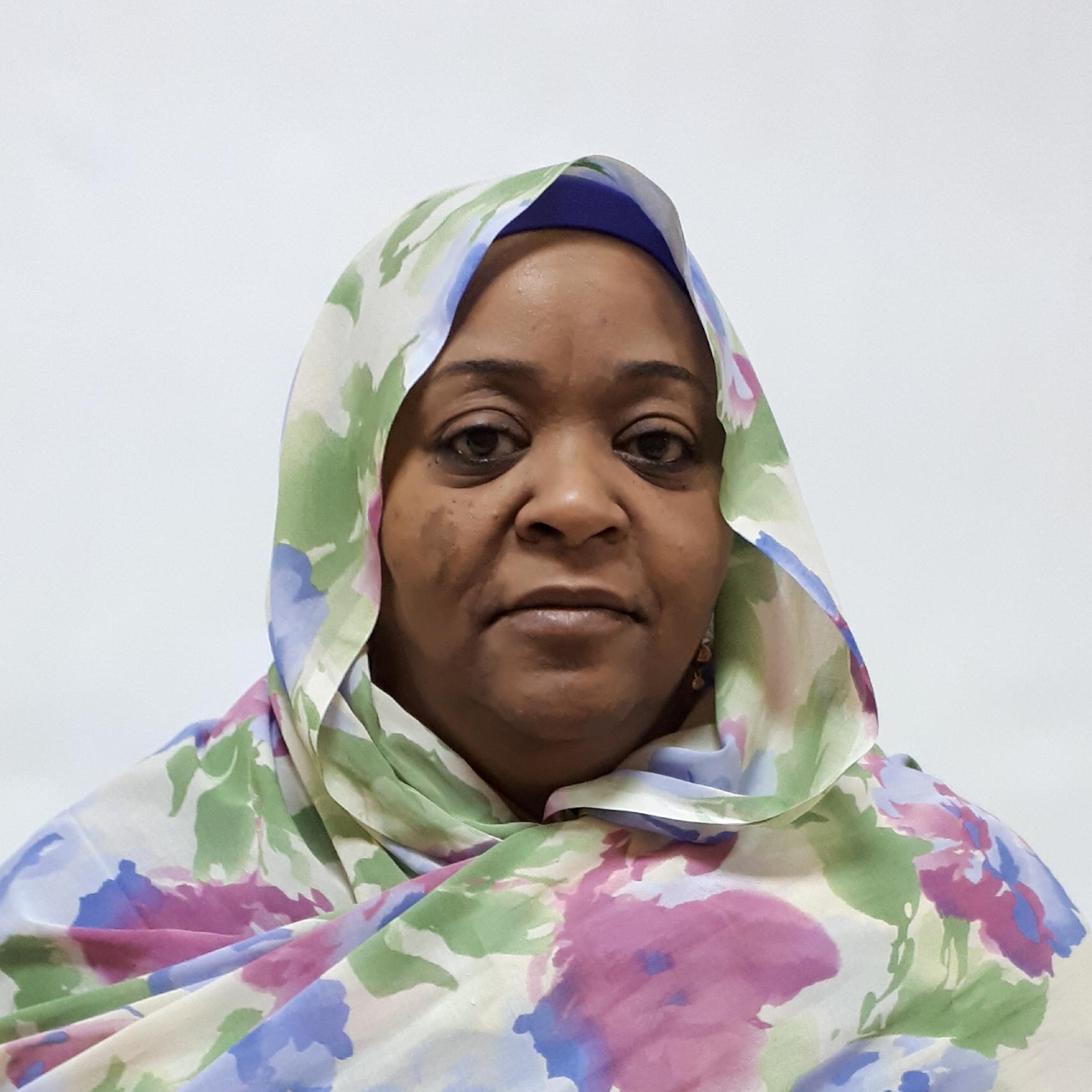 Nafisa Bedri - Professor, Ahfad University for Women