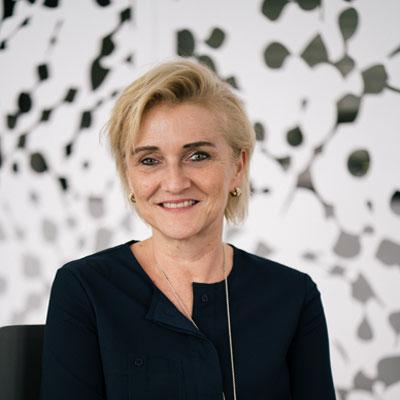 Ann Aerts - Head of the Novartis Foundation