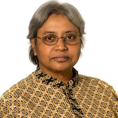 Shervanthi Homer-Vanniasinkam - Professor of Surgery, University of Warwick & Professor of Engineering & Surgery, UCL