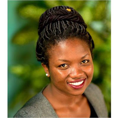 Anysie Ishimwe - Global Health Corps fellow, Gardens for Health International