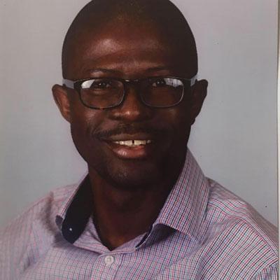 Soka Moses - Liberia Ministry of Health
