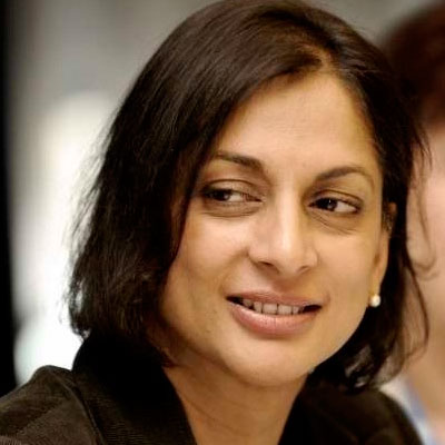Anya Sitaram - Executive Producer, Rockhopper Media