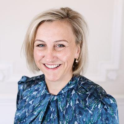 Pauline Williams - Head of Global Health R&D at GSK