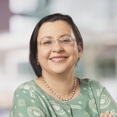 Anita Zaidi - Director, Vaccine Development, Surveillance, and Enteric and Diarrheal Diseases, Bill and Melinda Gates Foundation