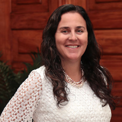 Patty J. Garcia - Former Peruvian Minister of Health