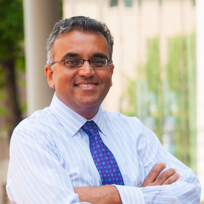 Ashish Jha - Dean for Global Strategy and K.T. Li Professor of Global Health at the Harvard T.H. Chan School of Public Health and Director of the Harvard Global Health Institute