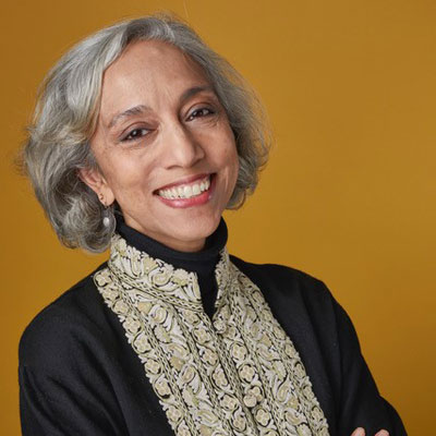 Kavita N. Ramdas - Director of the Women's Rights Program at the Open Society Foundations