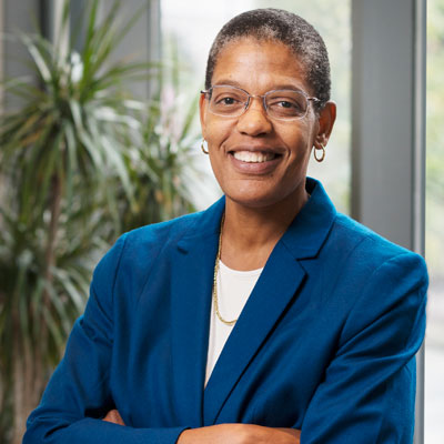 Michelle A. Williams - Dean of the Faculty, Harvard T.H. Chan School of Public Health