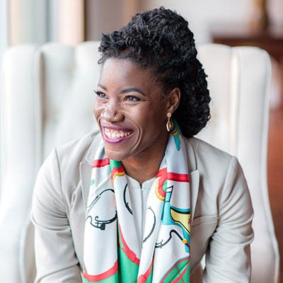 Temi Ifafore-Calfee - Operations Director for Women in Global Health