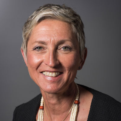 Linda-Gail Bekker - Professor of Medicine and Deputy Director of the Desmond Tutu HIV Centre, University of Cape Town