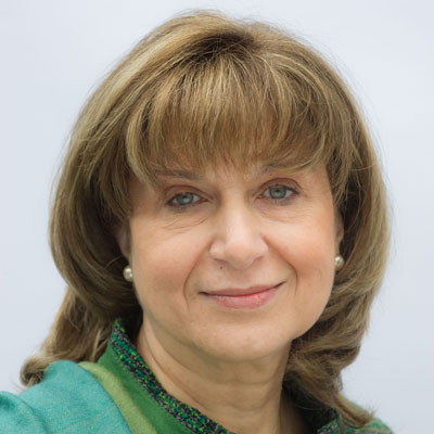 Hind Khatib-Othman - Managing Director of Country Programmes at GAVI, The Vaccine Alliance