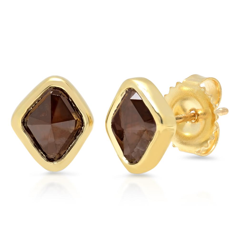 Brown Diamond Earrings 18k.jpg