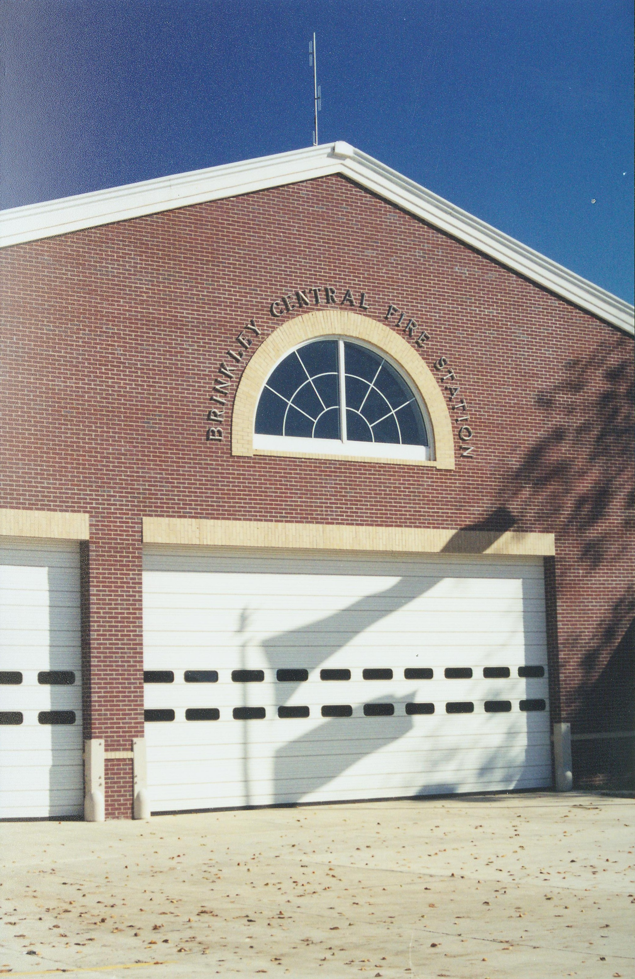 Brinkley Fire Station