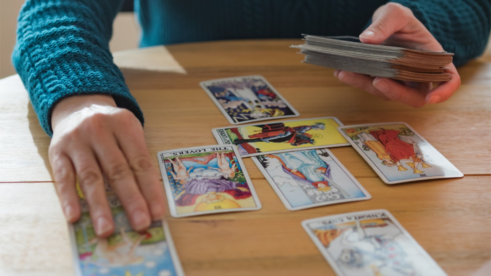 Group Tarot Reading