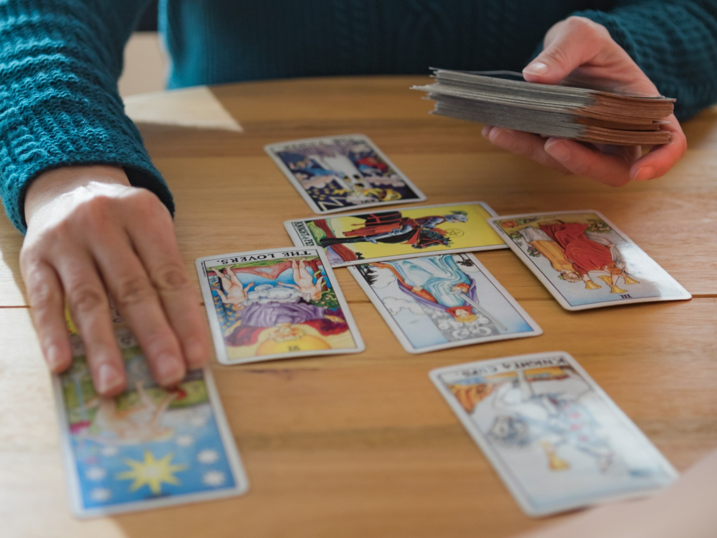 Private Group Tarot Asheville