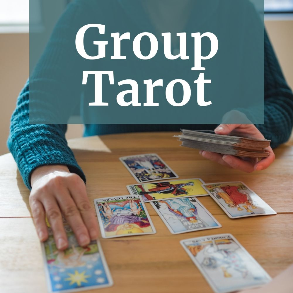Group Tarot Reading Asheville