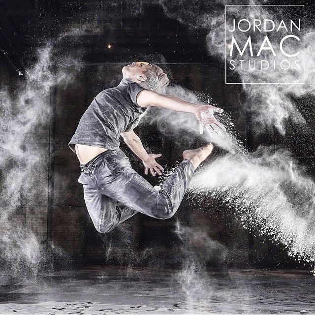 Promotional shoot for Jordan Mac Studios / 2015