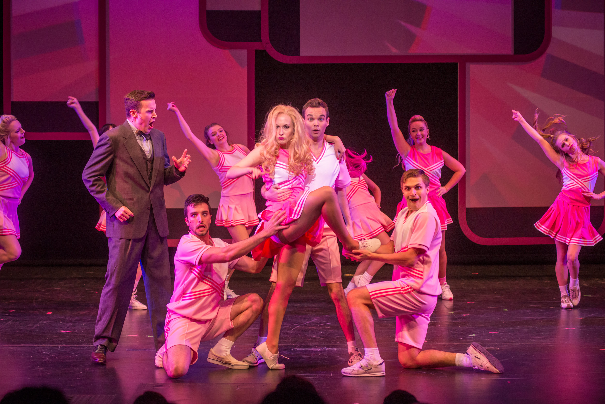 LEGALLY BLONDE / Texas State University / 2016