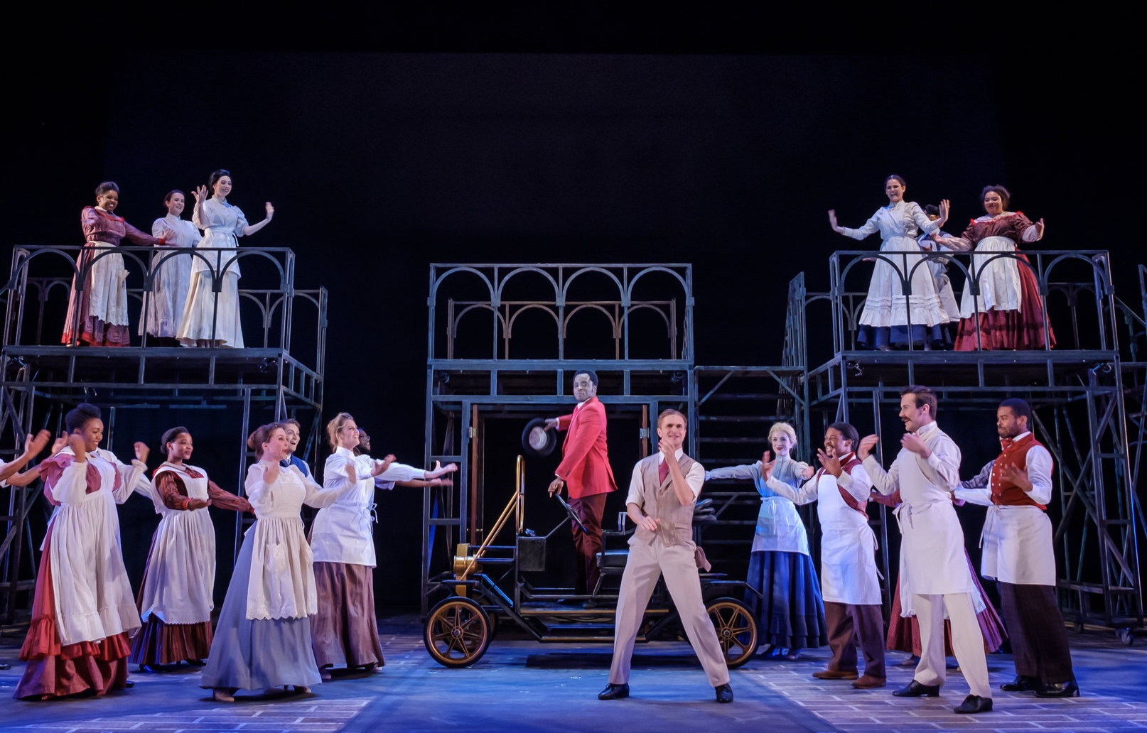 RAGTIME (Henry Ford) / Texas State University / 2018