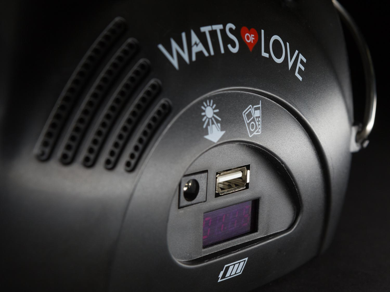 USB mobile phone charging