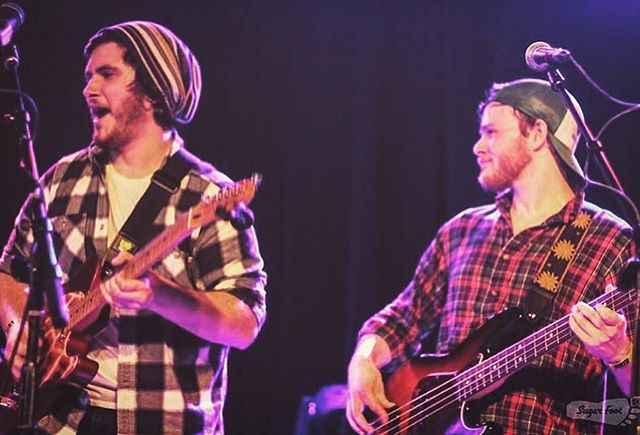 #tfw you overhear spoilers at work regarding those TV shows you been meaning to catch up on. c'mon. 📸: @sugarfootmedia . . . . . #ponder #buffalove #photography #indie #jam #fender #flannel #band #music