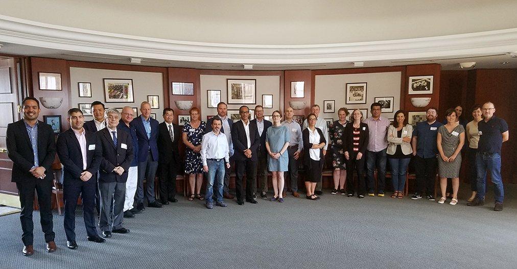 CSES Plenary attendees