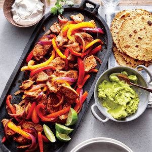 Quick Chicken Fajitas  are a quick and easy weeknight meal.